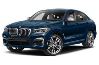 2019 BMW X4 M40i 4dr All-wheel Drive Sports Activity Coupe