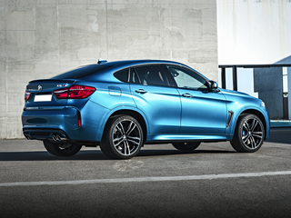 2019 BMW X6 M M Base 4dr All-wheel Drive Sports Activity Coupe