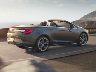2019 Buick Cascada Base 2dr Front-wheel Drive Convertible
