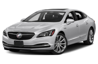 2019 Buick LaCrosse Base 4dr Front-wheel Drive Sedan