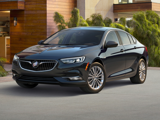 2019 Buick Regal Sportback Sportback Base 4dr Front-wheel Drive Hatchback