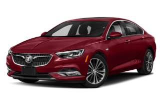 2019 Buick Regal Sportback Sportback Preferred 4dr Front-wheel Drive Hatchback