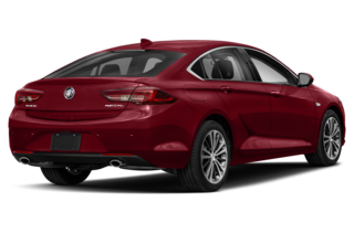 2019 Buick Regal Sportback Sportback Essence 4dr Front-wheel Drive Hatchback