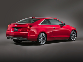 2019 Cadillac ATS 2.0L Turbo Base 2dr Rear-wheel Drive Coupe