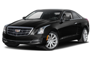 2019 Cadillac ATS 2.0L Turbo Luxury 2dr Rear-wheel Drive Coupe