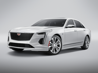 2019 Cadillac CT6 2.0L Turbo Luxury 4dr Rear-wheel Drive Sedan