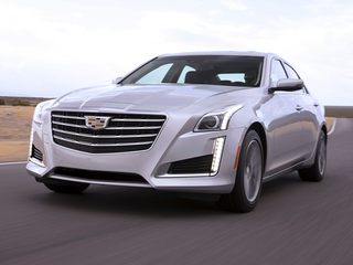 2019 Cadillac CTS 2.0L Turbo Base 4dr Rear-wheel Drive Sedan