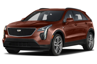 2019 Cadillac XT4 Luxury 4dr All-wheel Drive