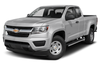 2019 Chevrolet Colorado LT 4x4 Extended Cab 6 ft. box 128.3 in. WB