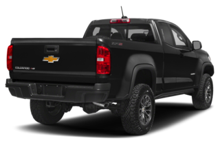 2019 Chevrolet Colorado ZR2 4x4 Extended Cab 6 ft. box 128.3 in. WB