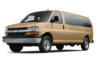 2019 Chevrolet Express 3500 3500 LS Rear-wheel Drive Passenger Van