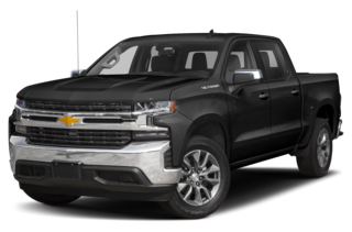 2019 Chevrolet Silverado 1500 Silverado CustomTrail Boss 4x4 Crew Cab 5.75 ft. box 147.4 in. WB