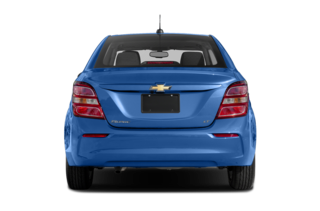 2019 Chevrolet Sonic LS Manual 4dr Sedan