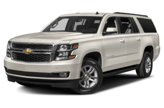 2019 Chevrolet Suburban Commercial Fleet 4x4
