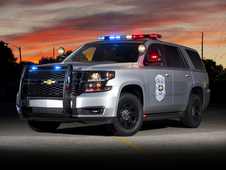 2019 Chevrolet Tahoe Police Vehicle 4x4