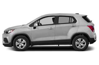 2019 Chevrolet Trax LS Front-wheel Drive
