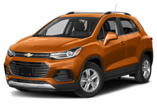 2019 Chevrolet Trax LT Front-wheel Drive