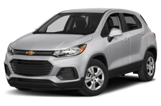 2019 Chevrolet Trax LS All-wheel Drive