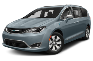 2019 Chrysler Pacifica Hybrid Hybrid Touring Plus Front-wheel Drive Passenger Van