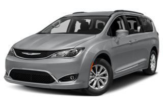 2019 Chrysler Pacifica Touring Plus Front-wheel Drive Passenger Van