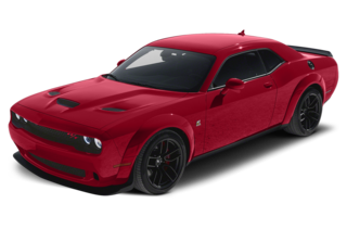 2019 Dodge Challenger SXT 2dr Rear-wheel Drive Coupe