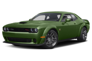 2019 Dodge Challenger R/T 392 2dr Rear-wheel Drive Coupe