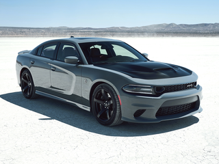 2019 Dodge Charger Police 4dr Rear-wheel Drive Sedan