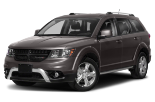 2019 Dodge Journey Crossroad 4-Cylinder Front-wheel Drive