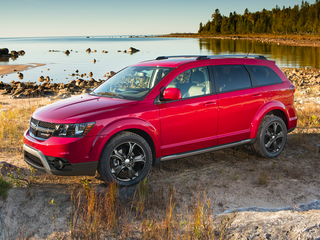 2019 Dodge Journey GT V-6 All-wheel Drive