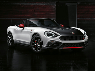 2019 FIAT 124 Spider Abarth 2dr Convertible