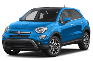 2019 FIAT 500X Trekking All-wheel Drive