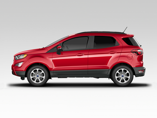 2019 Ford EcoSport S Front-wheel Drive Sport Utility