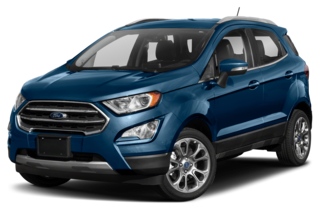 2019 Ford EcoSport Titanium Front-wheel Drive Sport Utility