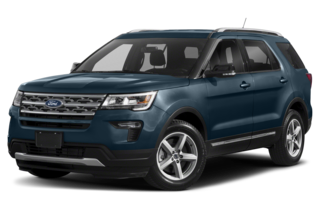 2019 Ford Explorer Base 4dr 4x4
