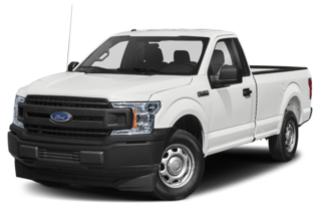 2019 Ford F-150 XL 4x2 Regular Cab Styleside 6.5 ft. box 122 in. WB