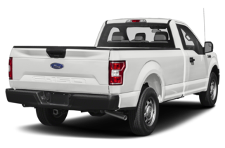 2019 Ford F-150 XL 4x2 Regular Cab Styleside 8 ft. box 141 in. WB