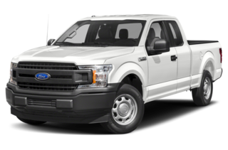 2019 Ford F-150 XLT 4x4 SuperCab Styleside 6.5 ft. box 145 in. WB