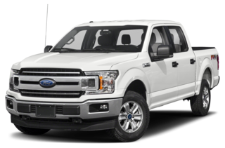 2019 Ford F-150 XLT 4x2 SuperCrew Cab Styleside 5.5 ft. box 145 in. WB