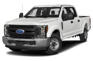 2019 Ford F-250 XL 4x2 SD Crew Cab 6.75 ft. box 160 in. WB SRW