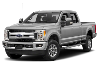 2019 Ford F-250 XLT 4x2 SD Crew Cab 8 ft. box 176 in. WB SRW
