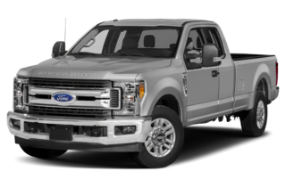 2019 Ford F-350 XLT 4x4 SD Super Cab 8 ft. box 164 in. WB SRW