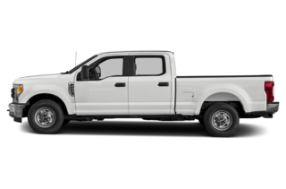2019 Ford F-350 XL 4x2 SD Crew Cab 6.75 ft. box 160 in. WB SRW