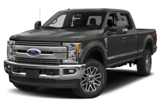 2019 Ford F-350 Lariat 4x2 SD Crew Cab 6.75 ft. box 160 in. WB SRW