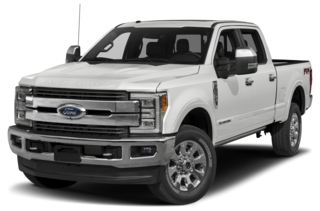 2019 Ford F-350 King Ranch 4x4 SD Crew Cab 6.75 ft. box 160 in. WB SRW