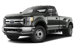 2019 Ford F-350 XL 4x4 SD Regular Cab 8 ft. box 142 in. WB DRW