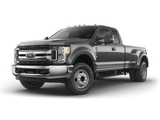 2019 Ford F-350 XLT 4x2 SD Super Cab 8 ft. box 164 in. WB DRW