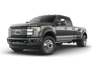 2019 Ford F-450 Platinum 4x2 SD Crew Cab 8 ft. box 176 in. WB DRW