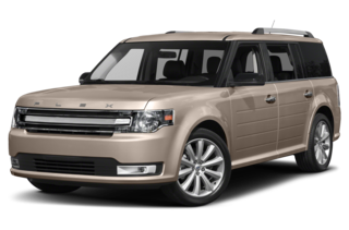 2019 Ford Flex Limited 4dr Front-wheel Drive
