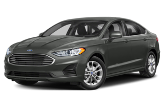 2019 Ford Fusion SEL 4dr Front-wheel Drive Sedan