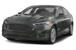 2019 Ford Fusion Sport 4dr All-wheel Drive Sedan
